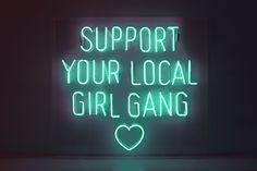 local girl gang