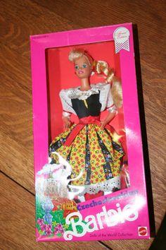 Czechoslovakian Barbie Special Edition 1990 by TheTreasureHuntLLC, $52.00