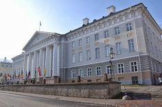 Tartu, Estonia - an intellectual heart of the country