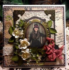 ~Vintage Soul~ by Blooms in a Box - Cards and Paper Crafts at Splitcoaststampers