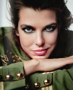 beautifulcharlotte:  Charlotte Casiraghi photographed by Mario Testino for Vogue Paris