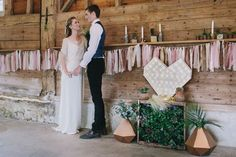 One of the leading 2018 wedding trends geometric inspired weddings can even incl. One of the leading 2018 wedding trends geometric inspired weddings can even include the floral designs as in this beauti. Marquee Wedding, Tent Wedding, Wedding Venues, Boho Wedding, Wedding Draping, Woodland Wedding, Barn Party Decorations, Arabian Tent, Wedding Venue Inspiration
