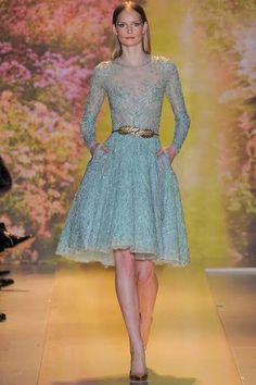 Zuhair Murad Spring 2014 Couture Collection