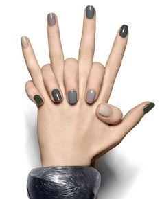 40 Gorgeous Nude Nail Designs | Nail Design Ideaz