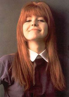 Jane Asher...  Paul McCartney's Girlfriend (and actress)