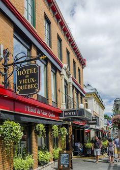 Hotel in Quebec City, Canada - Hotel du Vieux-Quebec Downtown Quebec City Hotel