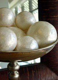 made of capiz shells