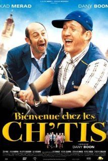 Bienvenue chez les Ch'tis=best movie known to mankind. It's something called REGIONAL DIFFERENCES. Paris isn't the only city in France, FYI.