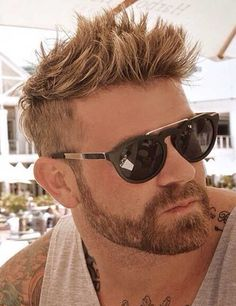Men Outstanding Looks With Best Hairstyles 2017