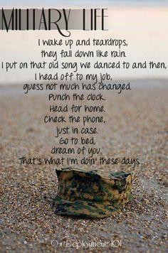 military life...
