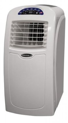 """Portable Air Conditioner 10,000 BTU by Soleus. $354.50. Size: 24.875""""H x 11.75""""W x 18.75""""D. Includes mounting material for the exhaust system.. Color: White. Provides efficient cooling to small rooms. Set on wheels for great mobility. Stay cool in your home with the Soleus 3-in-1 10,000 BTU Single Hose Portable Air Conditioner (KY2-100). This portable air conditioner and dehumidifier is a perfect addition to your home, especially during the warm summer months. Wi..."""