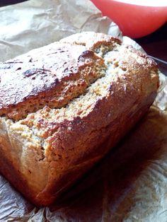 Gluten Free, Dairy Free, Egg Free, Easy Sourdough Bread
