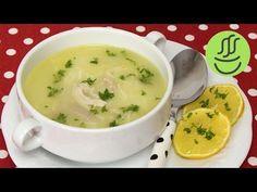 Tavuk Çorbası - Terbiyeli Tavuk Çorbası - Tel Şehriyeli Tavuk Çorbası - Tavuk Suyuna Çorba - YouTube