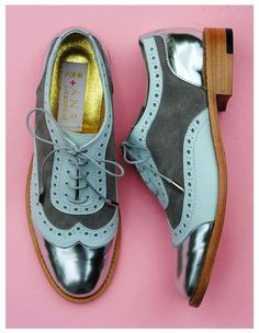 ABO + Ana Ljubinkovic brogues Pretty Shoes, Beautiful Shoes, Cute Shoes, Me  Too 229f4f74fa1