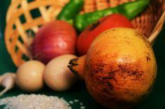Bodegón verduras
