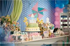 Well, there are no beyblades on this site... fanciest party ideas I've ever seen!  Amazing blog with beautiful parties!!!