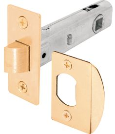Square Mortise Latch
