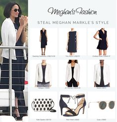 Steal Meghan Markle's Polo style for less