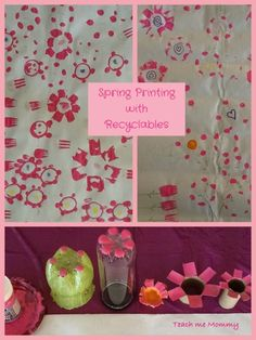 Spring Printing with