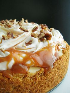 Fall Cheesecake....