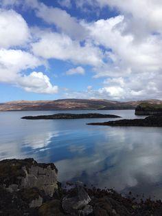 Scotland, Loch Dunvegan