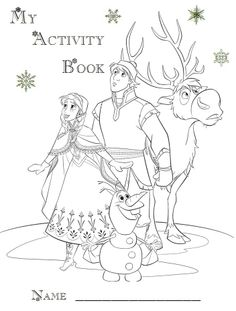 sven coloring pages.html