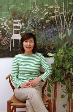 Kazuko Aoki - one of my favorite designers