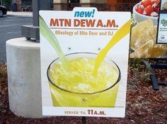 Taco Bell's Strange New Drink