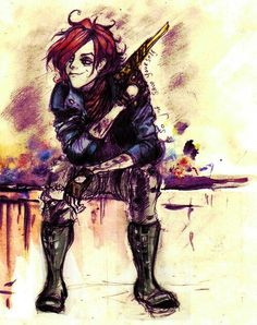my favorite mcr character tbh party poison for fucking ever