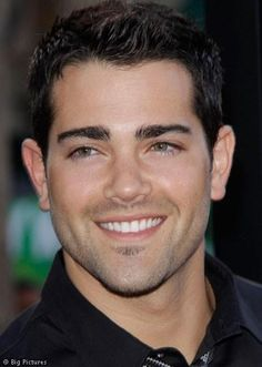 Jesse Metcalfe. That smile is gorgeous