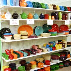 Fiestaware replacement at Replacements Ltd.