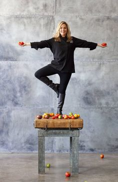 Cat Cora #macys #chef #culinarycouncil