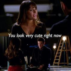 Glee - Rachel and Finn <3