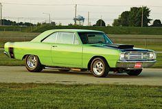 1969 Dodge Dart   ( cool)