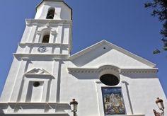 Church of El Salvador, Balcon de Europa, Nerja Nerja, Notre Dame, Places To Visit, Building, Travel, Balconies, El Salvador, Europe, Viajes
