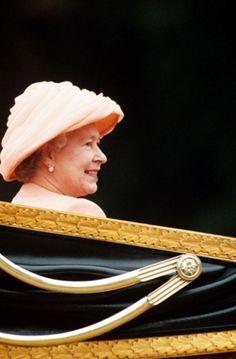 Taurus Queen Elizabeth II