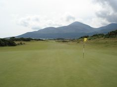 The Annesley Links at Royal County Down (PHOTO TOUR)