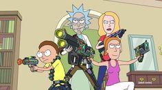 Pensate che dopo Futurama non vedrete più niente di altrettanto mitico? Con Rick and Morty potreste ricredervi.