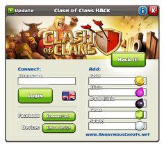 clash of clans unlimited gems hack no survey