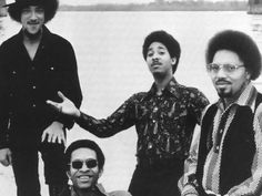 The music of The Meters, from left to right, guitarist Leo Nocentelli, bassist George Porter Jr., drummer Zigaboo Modeliste, and keyboardist Art Neville, will be played on May 20 at the Hall at MP in Brooklyn. Porter and Modeliste will be among the performers. (Photo: FILE PHOTO)