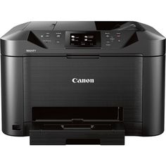 USA Canon Maxify MB5120 Inkjet Multifunction Printer - Color - Plain Pape #0960C002