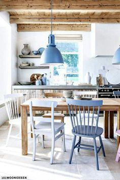 Mix & Match Dining Chairs | sheerluxe.com
