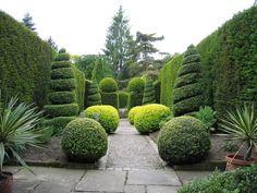 York gate garden in Leeds