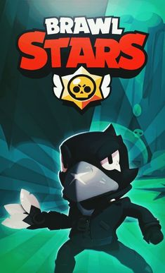 'Brawl Stars Legends' Poster by Mechalina Star Wallpaper, Iphone Wallpaper, Star Wars, Star Character, Futuristic Motorcycle, Werewolf, Crow, Harry Potter, Hockey Players