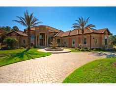 Lakeland, FL Dream Home listed by The Stones. $1,600,000.