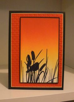 Sunset Moment by lincoln4460 - Cards and Paper Crafts at Splitcoaststampers