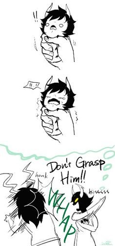 Oh hell yeah. Dolorosa smacking the GHB makes my day. http://q-dormir.tumblr.com/post/58598164621/no <<< NO NOT the grubs!