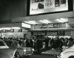 Hillbrow, Johannesburg - good old days -