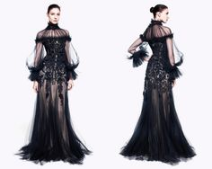 From the Alexander McQueen Pre-Fall 2012 Collection. <3 <3 <3