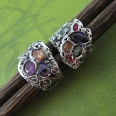 precious metal clay rings - Google Search